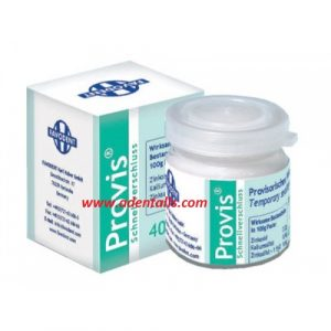 Provis Temporary Filling