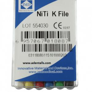 k File NiTi