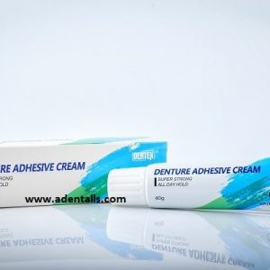 DENTURE ADHESIVE CREAM