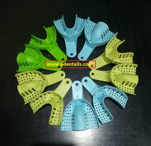Disposable impression tray