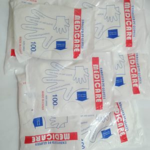 GLOVES POLYTHENE