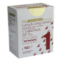 GC 1 GLASS IONOMER