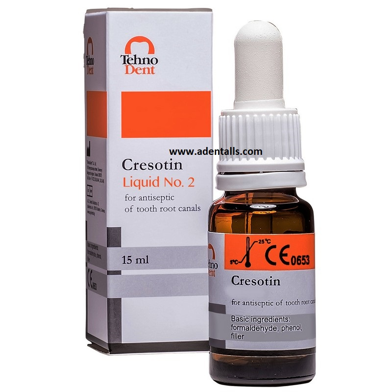 CRESOTIN 2 ANTISEPTIC FOR ROOT CANALS