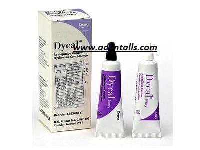 DYCAL Radiopaque Calcium Hydroxide