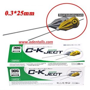 Dental Needle C.K JECT korea
