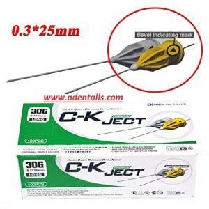 Dental Needle C.K JECT korea