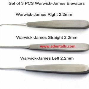Warwick-James Elevator set of 3