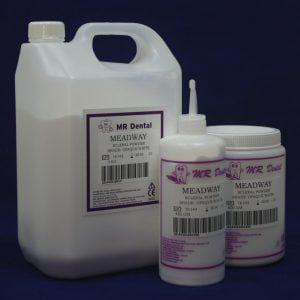 Acrylic Heat Cure (Mr. Dental – UK)