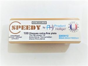 PORSELEN DISC SPEEDY