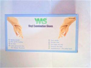 Vinyl Examination Glove