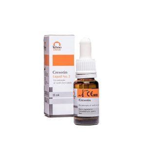 ยา CRESOTIN 2 ANTISEPTIC สำหรับรูทคลอง