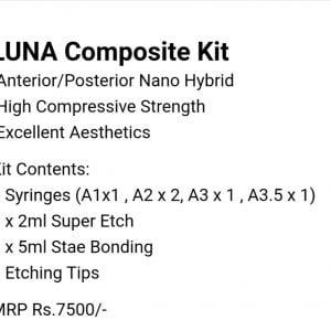Light Cure Filling Kit SDI