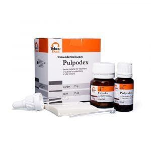 Material do canal radicular Pulpodex
