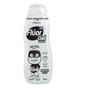Flour Gel DENTAL MAQUIRA