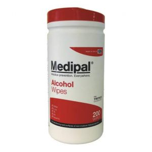 Medipal Alcohol Wipes