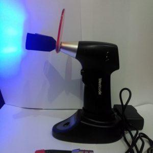 LED LIGHT CURE + TEETH WHITENING