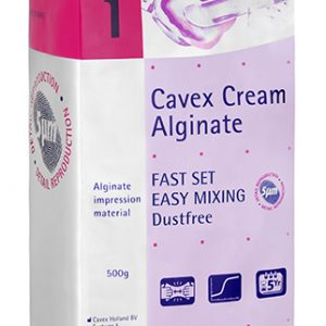 Cavex Cream Alginate