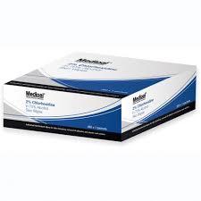 Medipal® 2% Chlorhexidine Skin Wipes